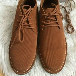 Kenneth Cole Reaction NEW Desert sun Rust shoes